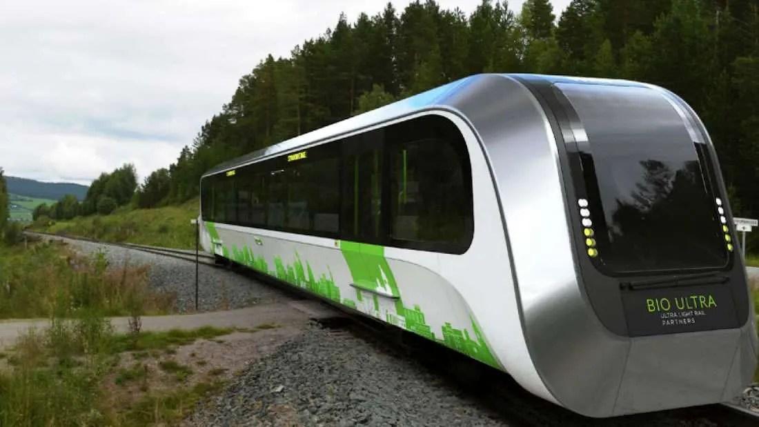 Bioultra. Tren sustentable