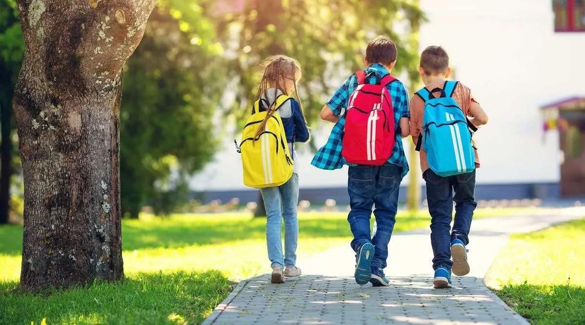 Áreas Verdes rendimiento escolar