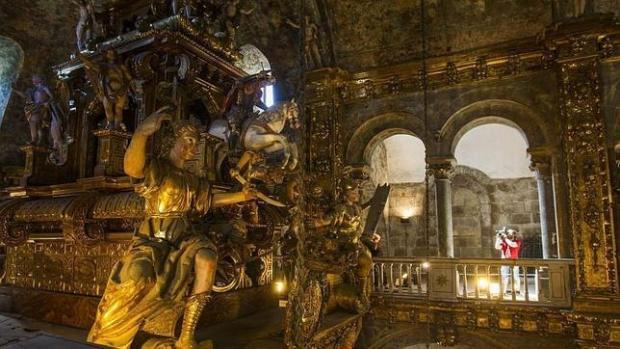 Foto de la Catedral de Santiago de Compostela