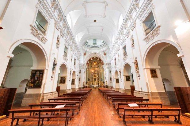 Foto de la Iglesia de los Jesuitas de la ciudad de Toledo en Castilla-La Mancha