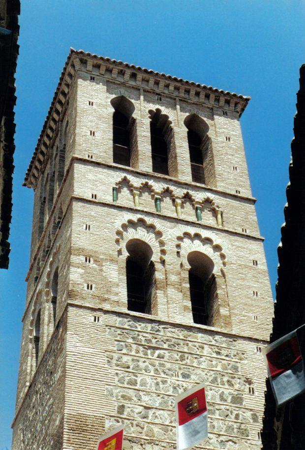 Foto de la Iglesia de Santo Tomé de la ciudad de Toledo en Castilla-La Mancha