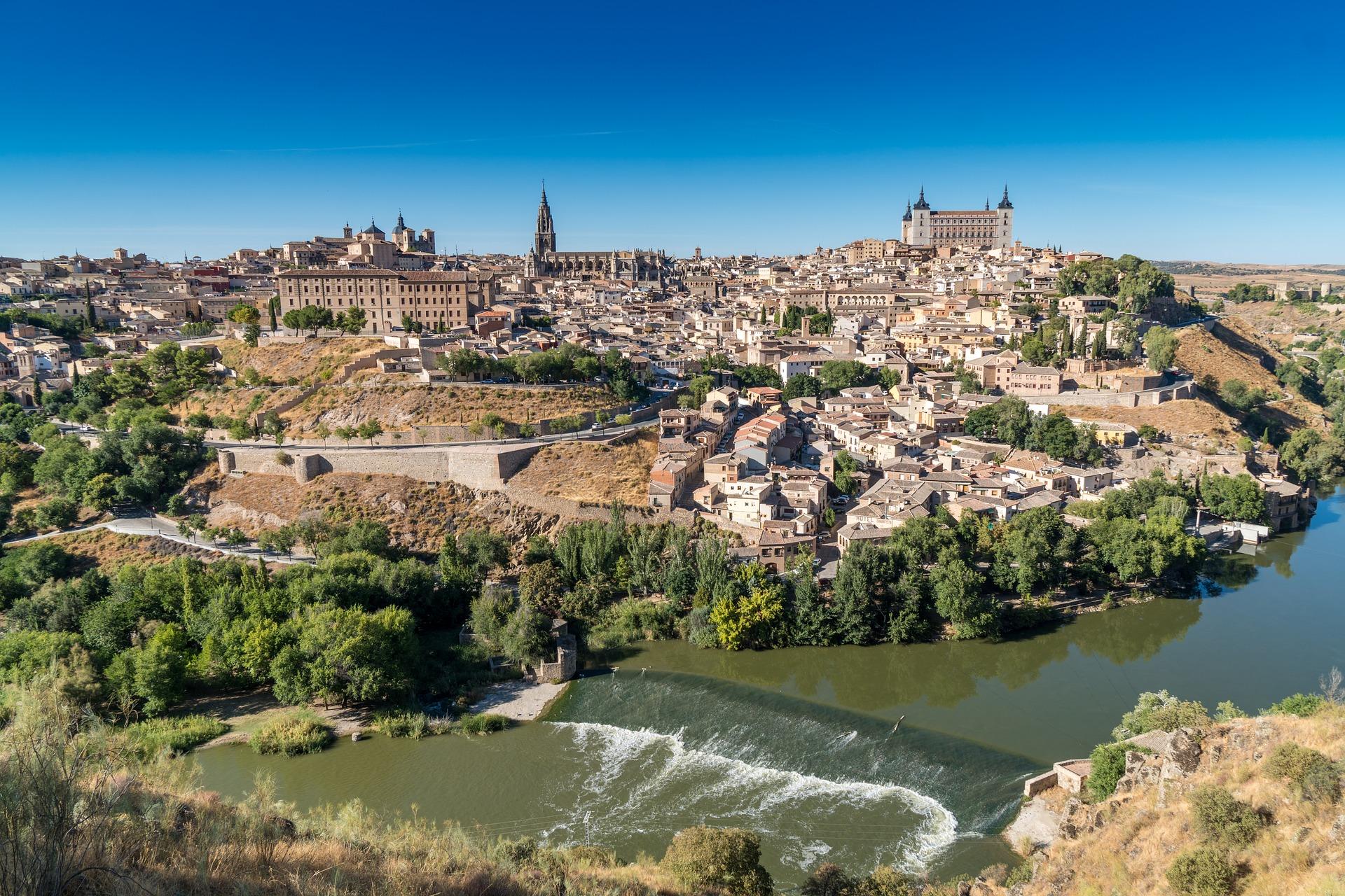 Mirador del Valle de Toledo