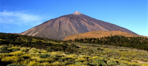 Foto del Parque Nacional del Teide