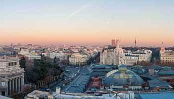 viaje a la ciudad de madrid