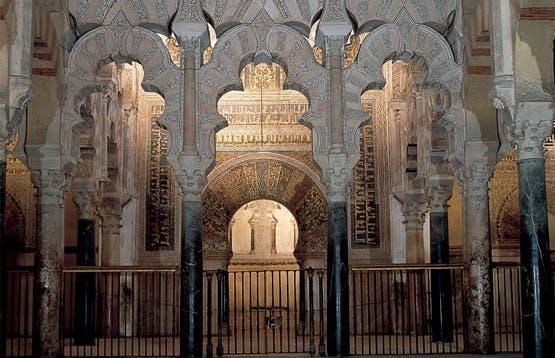 Foto de la Sinagoga de la Ciudad de Córdoba en Andalucía
