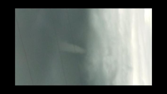 Casi tornado o huracán?