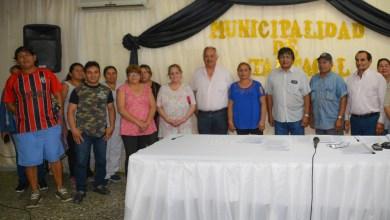"""Photo of EDUARDO """"CHANCHIN"""" LEAVY REALIZO LA FIRMA DE CONVENIOS DEL PLAN """"CONECTATE GAS EN CASA"""" (VÍDEO)"""