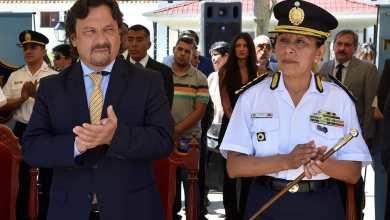 Photo of Asumió Norma Morales, la primer mujer al frente de la Policía de Salta