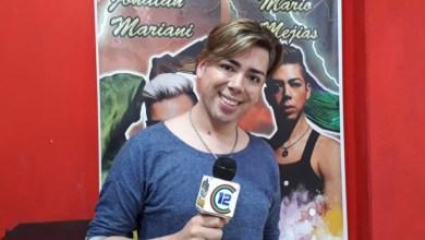 Photo of Mario Mejías, un bailarín con trayectoria internacional