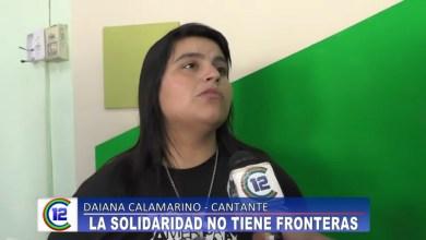"""Photo of """"La solidaridad no tiene fronteras"""""""
