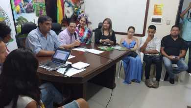 Photo of Agenda de trabajos en común con el alcalde de Yacuiba