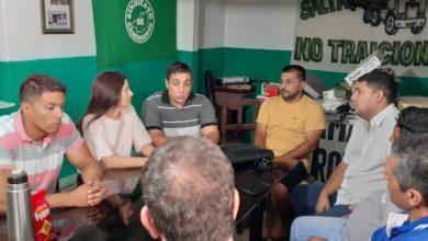 Photo of El municipio se reunió con empresarios