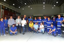 Photo of Los Siete diputados nacionales por Salta donan material al SAMEC