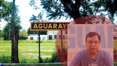 Photo of #Enrique Prado informó sobre la hoja de ruta de los positivos para  Covid-19 en Aguaray