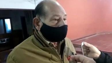 """Photo of Isidro Ruarte:""""Necesitamos el respaldo de la provincia"""""""