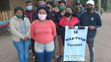 Photo of Nietos Tartagal- Un Comedor solidario que marca vidas