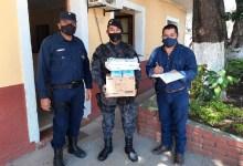 Photo of #Se entregaron elementos de protección sanitaria en Tartagal en las más de 30 dependencias policiales