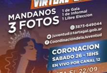 Photo of #Tartagal- La elección de la Reina de los estudiantes será Virtual.