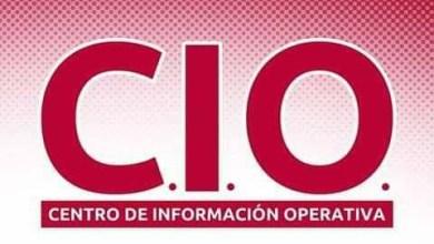 Photo of PARTE DEL CENTRO DE INFORMACIÓN OPERATIVA – CIO –27/11/20 22:05