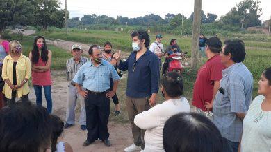 Photo of El municipio se reunió con vecinos de B° San Silvestre