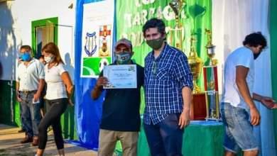 Photo of Equipo de CiudadFm reconocido por transmisión del campeonato de los barrios