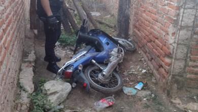 Photo of Una motocicleta robada recuperada en Tartagal