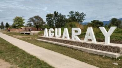 Photo of #Aguaray firmó convenio con el IPV por 14 viviendas