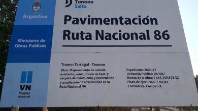 Photo of Ruta 86: Desarrollo integral para las comunidades y Tartagal