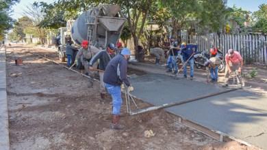 Photo of Tartagal | Nuevas obras de pavimentacion se suman a las que estan ya estan realizando