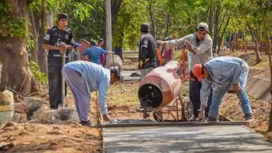 Photo of #Tartagal- Construyen caminerias en el B°128