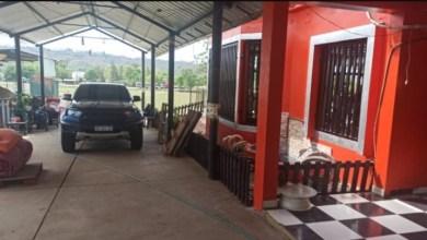 Photo of Allanamientos en la casa del intendente Mendez en Salvador Mazza