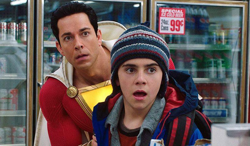 El teaser de Shazam 2 revela las primeras imágenes de la secuela de superhéroes