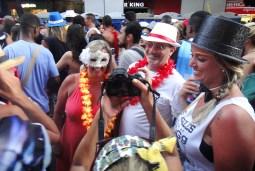 Bloco de rua Banda de Ipanema. 2016