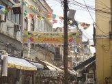 El colorido de la feria de Saara. Enero de 2012