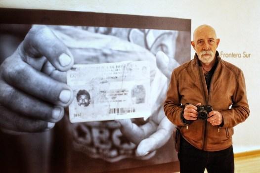 """José Hernández-Claire presenta expo """"Pesadilla americana"""""""