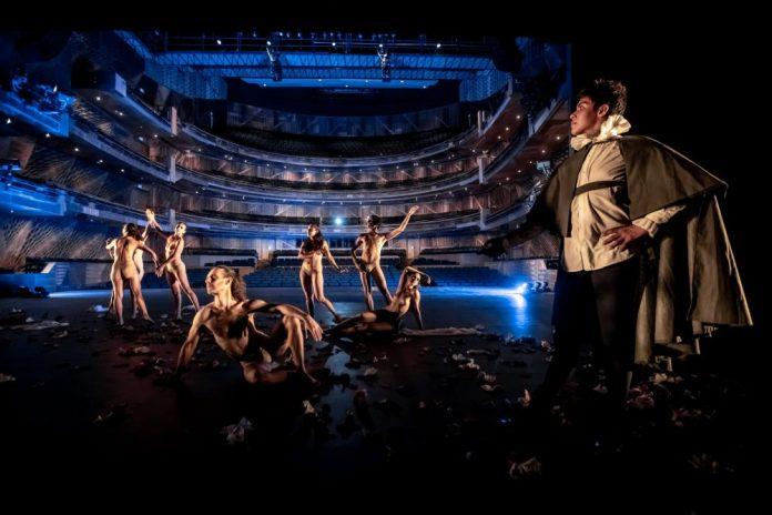 """Espectáculo de danza """"La Primavera"""", por Rafael Carlín"""