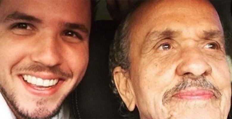Cladio Caamaño hijo y Claudio Caamaño padre