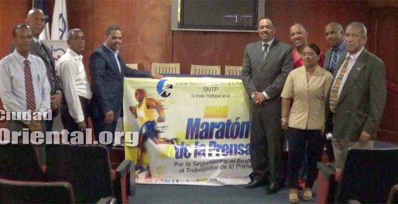 Anuncian Maratón de la Prensa