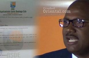 El alcalde Alfredo Martínez inicia cancelaciones de empleados ASDE