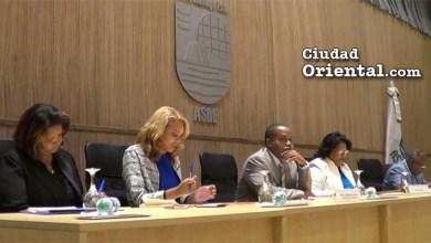 Bufete directivo del Concejo de regidores del ASDE