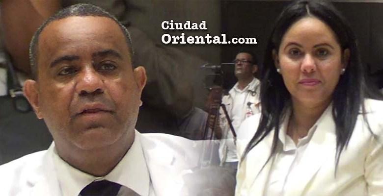 Danlio Mesa y Crismely Pinales
