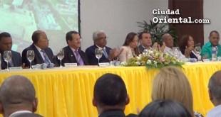 Directivos de la Asociación de Industria y Comercio provincia Santo Domingo