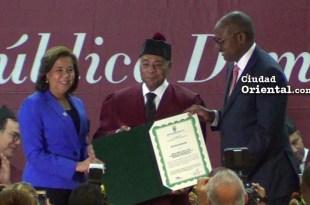 Jacinta Estevez, Milton Ray Guevara y Alfredo Martínez