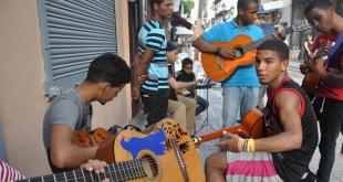 Escuela musical de la calle El Conde
