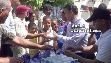 Photo of Vídeo-Diputado Luis Alberto Tejeda vuelve en auxilio afectados por Matthew