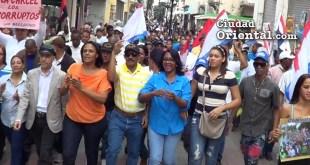 Trinitarios-RD en las calles