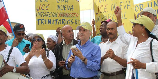 Jorge Frías propone Manuel Jiménez ingrese al PRM con el cargo de Vice Presidente Municipal