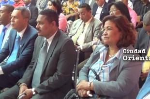 Vista parcial de los regidores del PLD, minutos antes de reunirse con Bichara