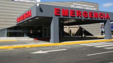 """Photo of Karen Ricardo en el hospital Dr. Darío Contreras: """"oren por nosotros"""""""