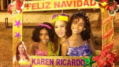 Photo of Karen Ricardo realiza encuentros navideños en sectores de SDE